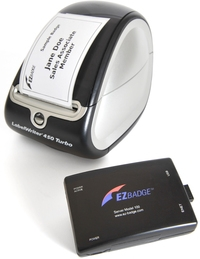 EZ Badge Printer